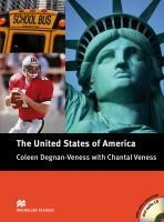 Macmillan Readers Pre-Intermediate Cultural Readers United States of America + CD фото