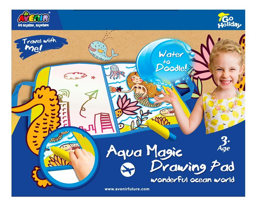 Доска для рисования Avenir Удивительный мир океана