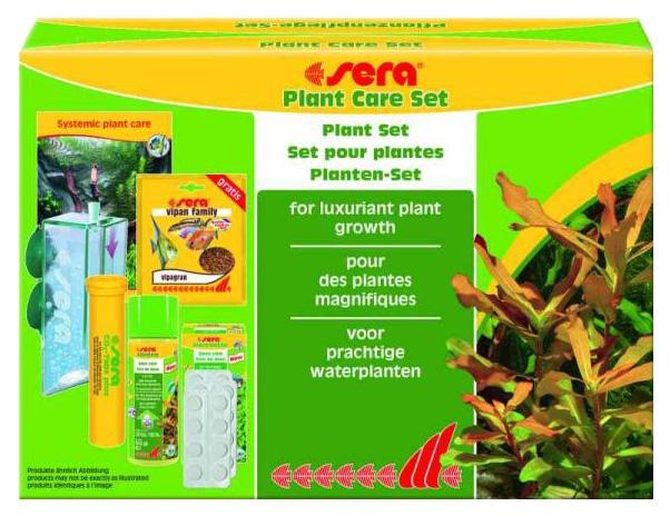 Система CO2 для аквариума sera Plant Careset
