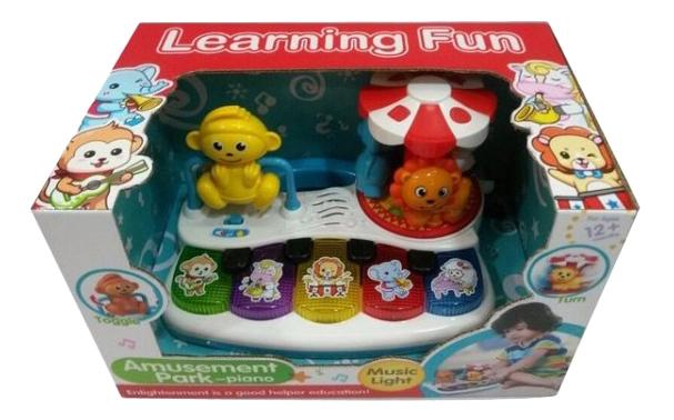 Синтезатор игрушечный Learning Fun Б79520 Shenzhen Toys фото
