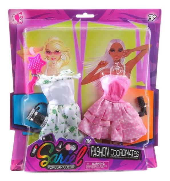 Набор одежды и аксессуаров для кукол Sariel Shenzhen Toys Д62541