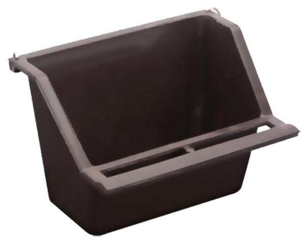 Кормушка для птиц Penn Plax, пластик, коричневый