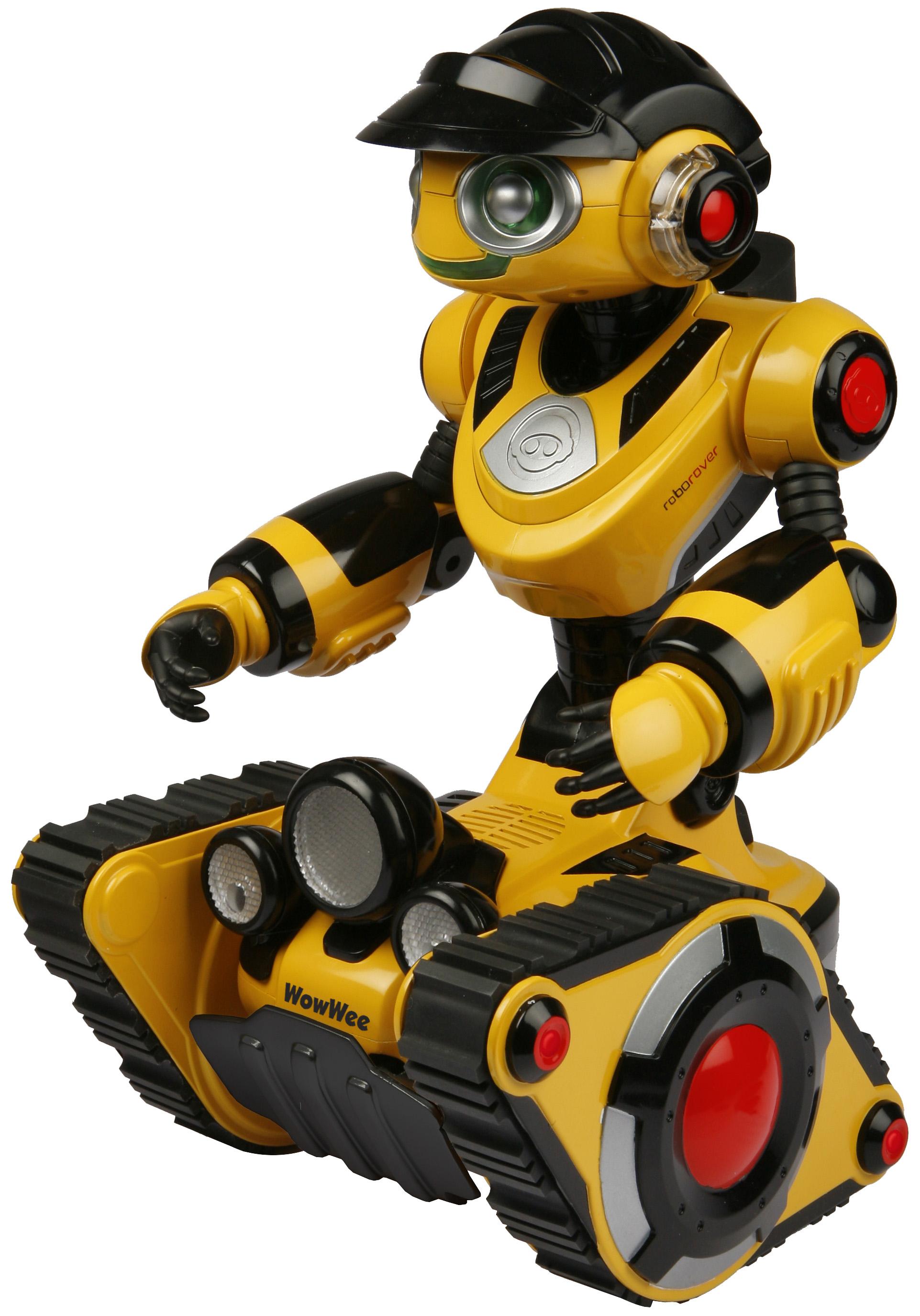 Интерактивный робот WowWee Роборовер 8515 фото