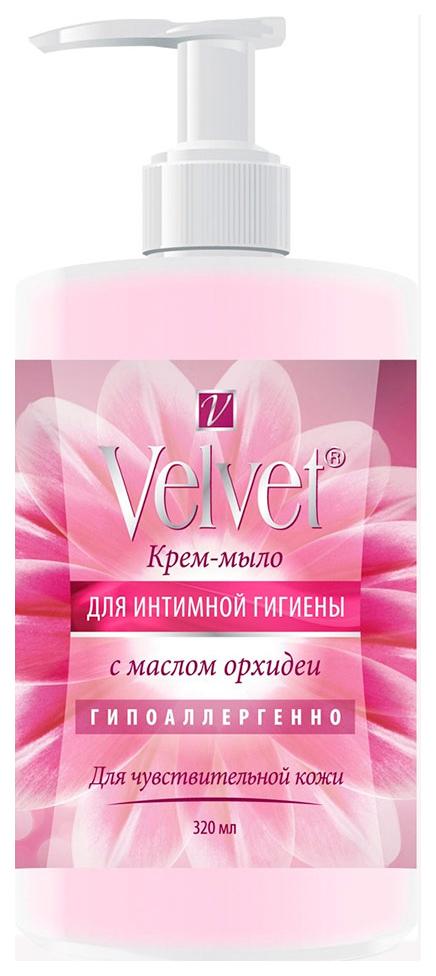 Средство для интимной гигиены Velvet С маслом