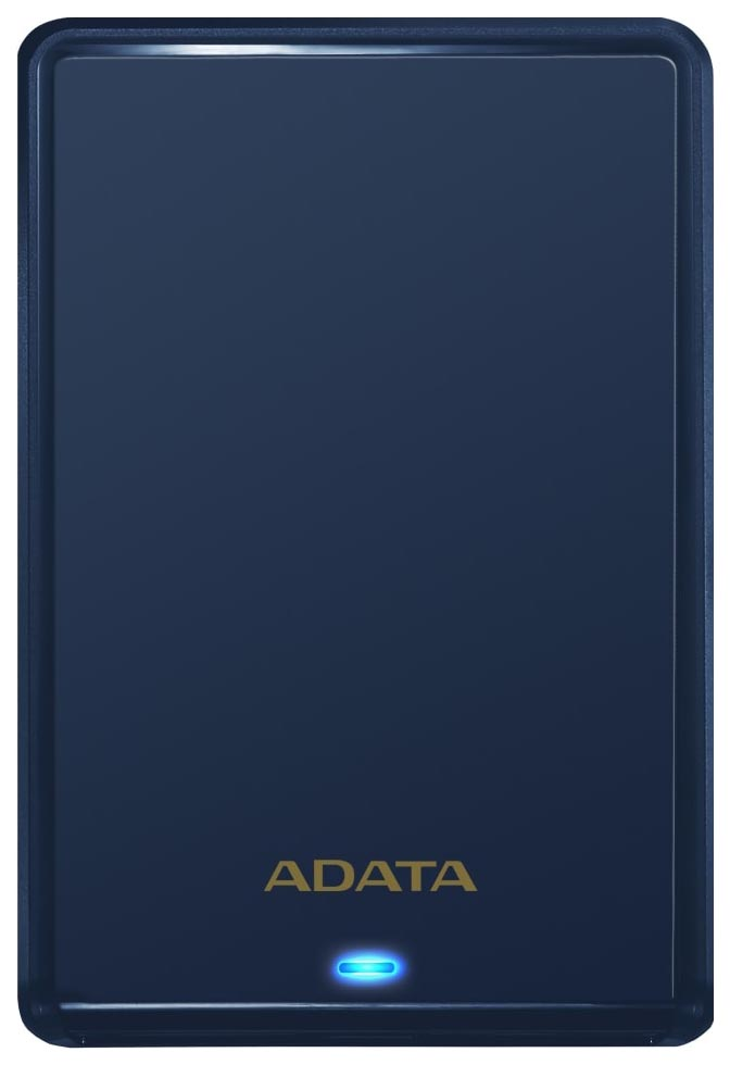 Внешний диск HDD ADATA HV 1TB Black