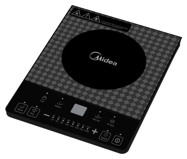 Настольная электрическая плитка Midea MC-IN2200 фото