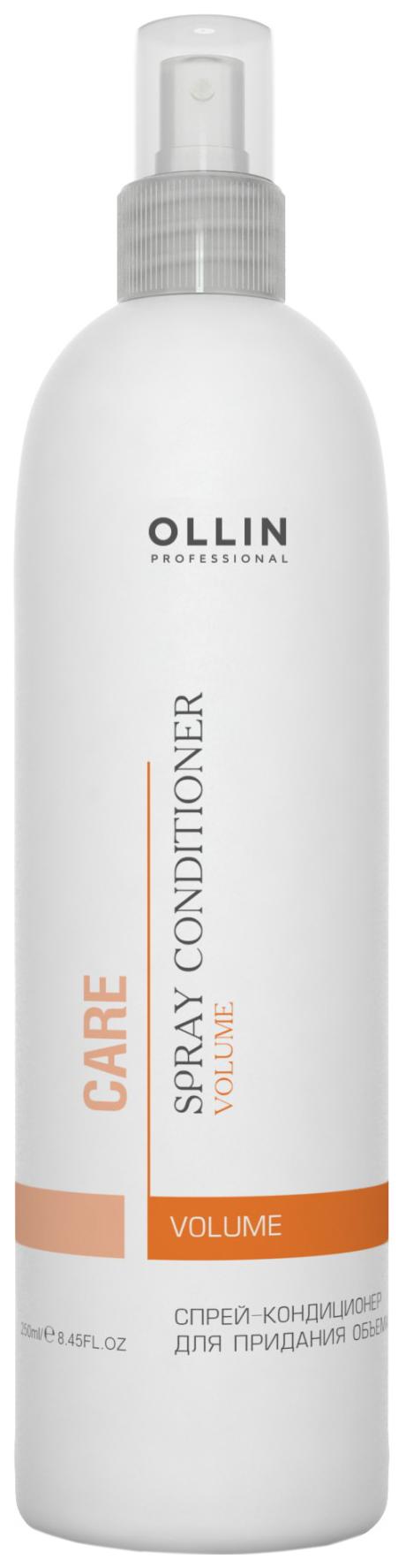 Купить Спрей для волос Ollin Professional Care Volume Spray Conditioner 250 мл
