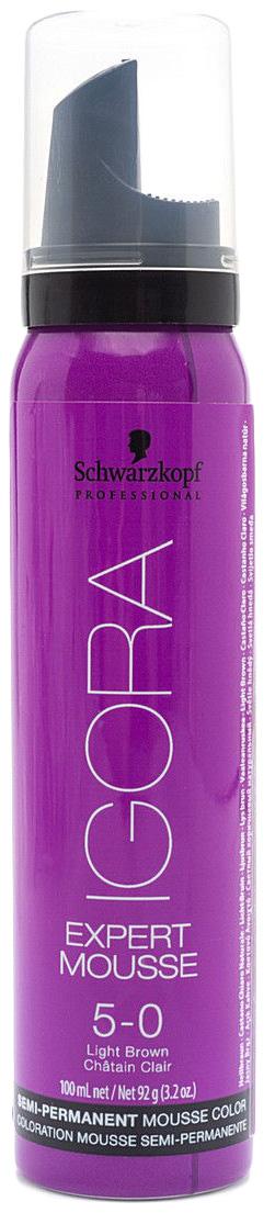 Купить Мусс для волос Schwarzkopf Professional Тонирующий мусс 5-0