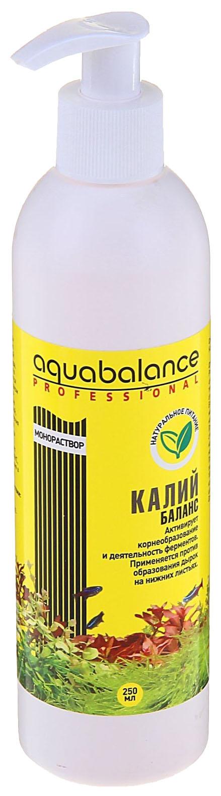 Удобрение для аквариумных растений Aquabalance Калий баланс