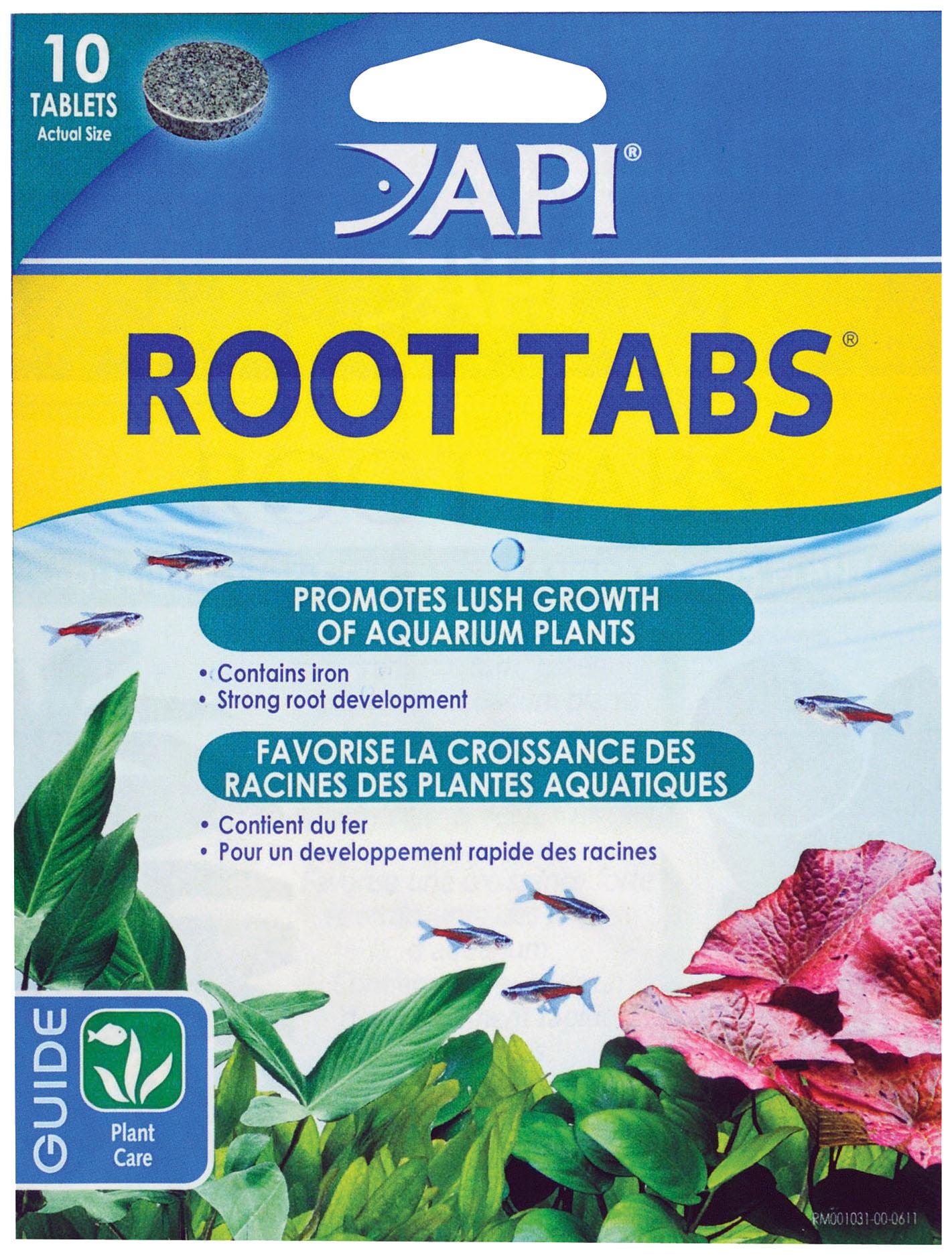 Удобрение для аквариумных растений API Root