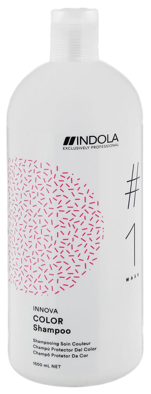 Купить Шампунь Indola Innova Color Shampoo 1500 мл