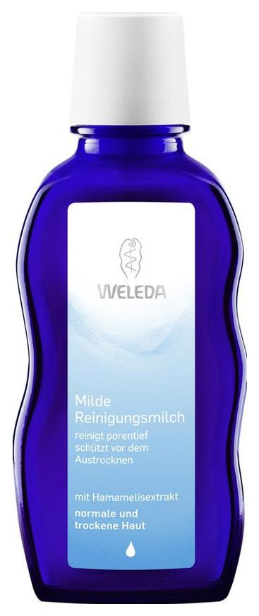Молочко для лица WELEDA Milde Reinigunsmilch