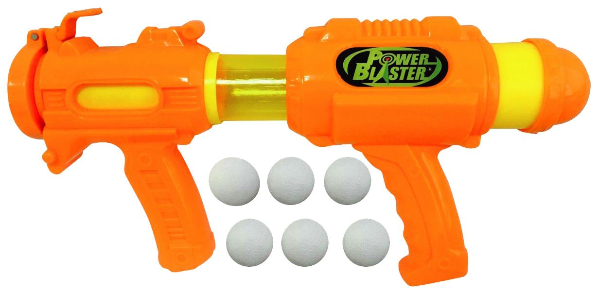Игрушечное оружие Target 22015 Power Blaster с мягкими шариками