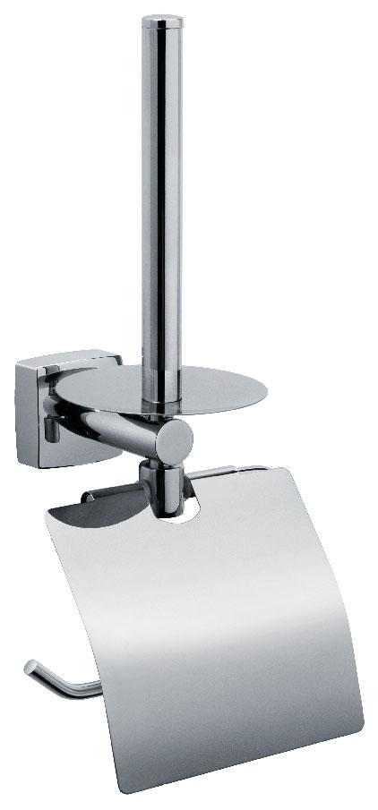 Держатель для туалетной бумаги FIXSEN KVADRO
