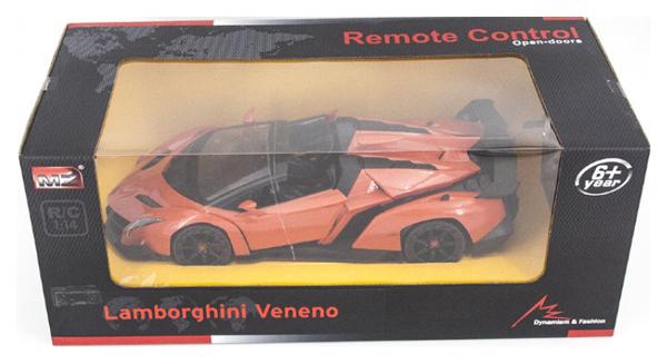 Купить Радиоуправляемая машинка Lamborghini Veneno (на аккум., свет), 1:14 MZ, Радиоуправляемые машинки