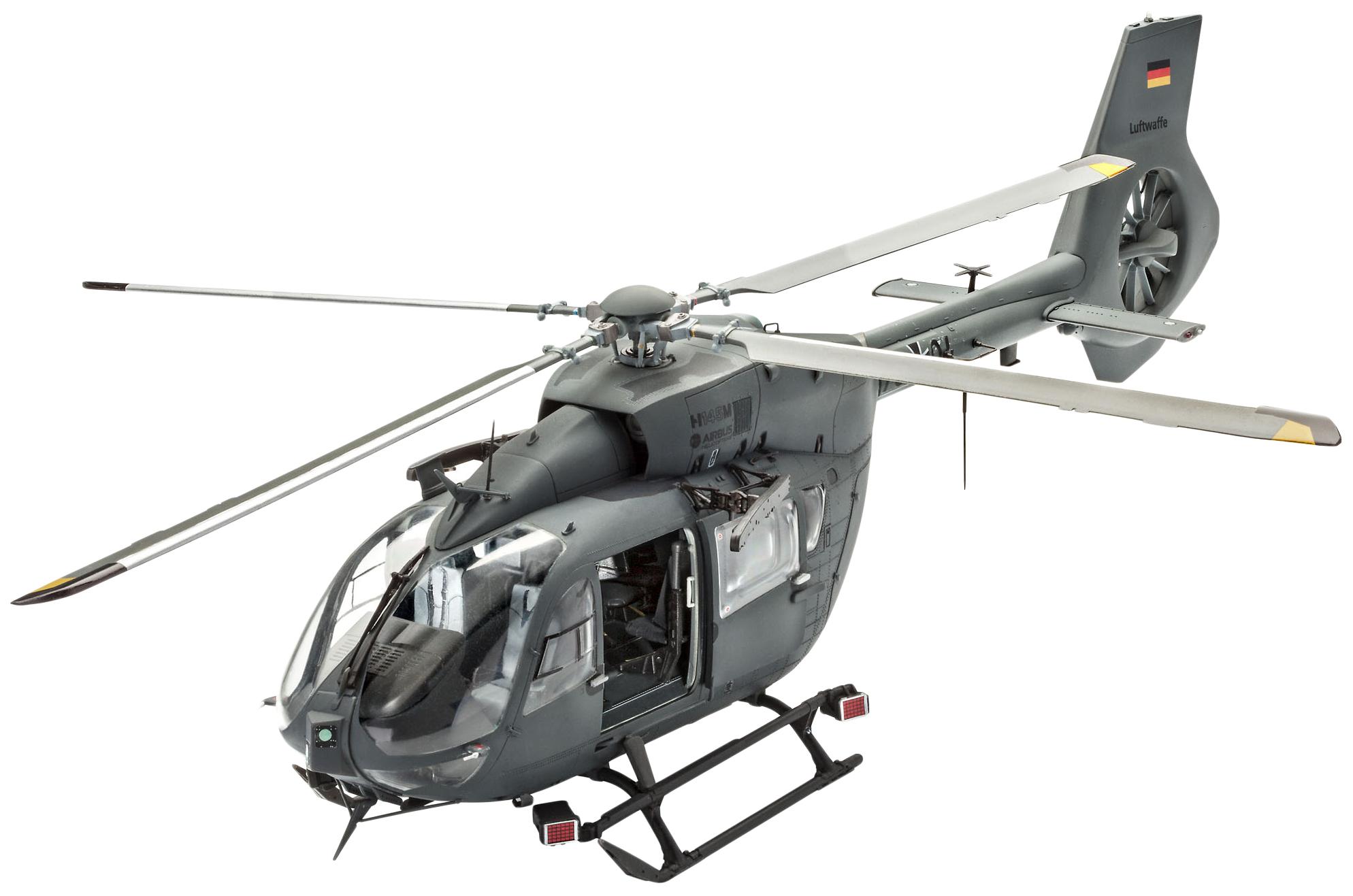 Купить Сборная модель вертолета H145M LUH KSK, 1:32 Revell, Модели для сборки