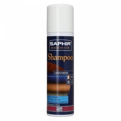 Пена очиститель SAPHIR SHAMPOO 150 мл бесцветный