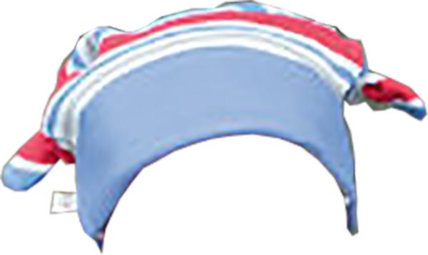 Шапка детская Frugi, цв. разноцветный р
