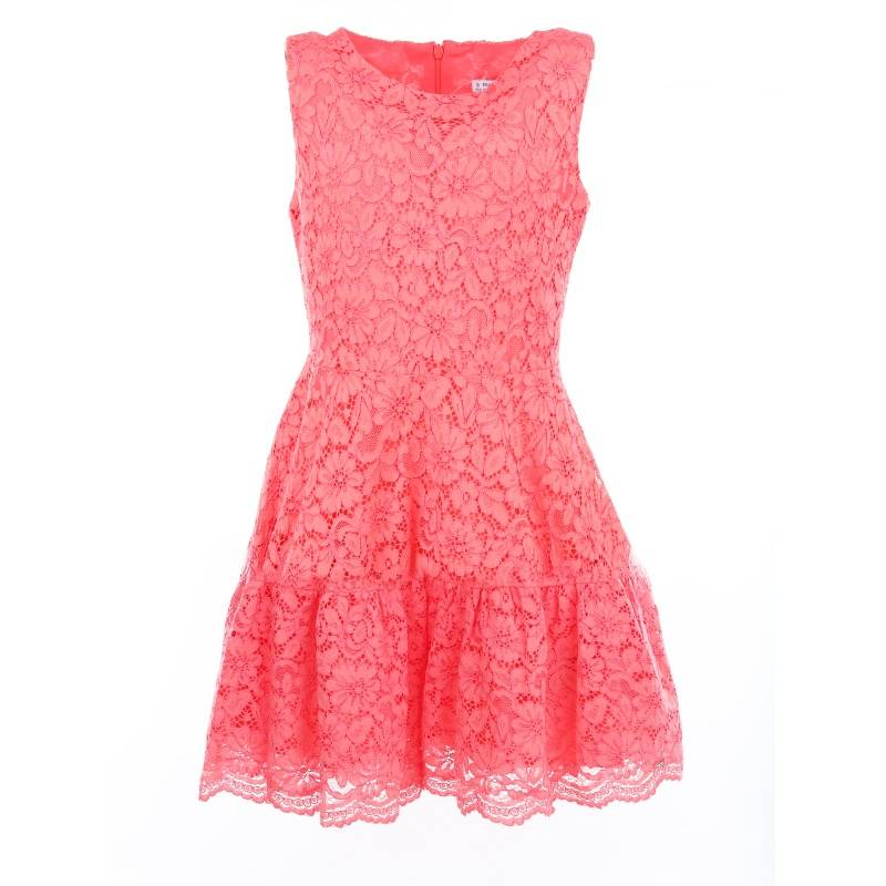 Купить Платье MAYORAL, цв. коралловый, 140 р-р, Детские платья и сарафаны