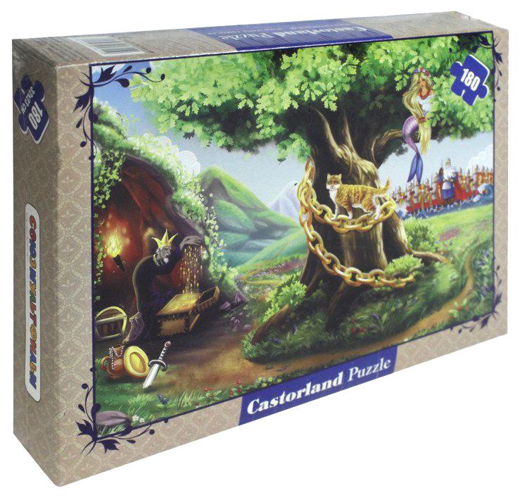 Купить Пазлы B1-18119 ВС Лукоморье , 180 деталей Castor Land, Castorland