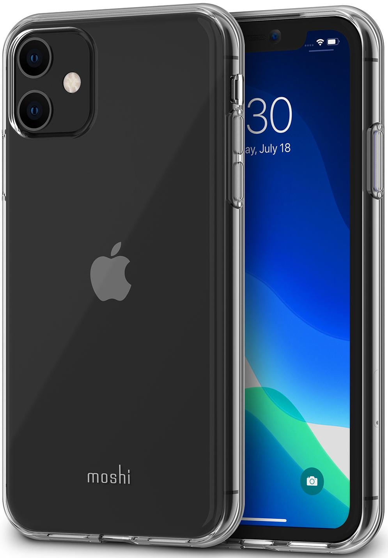 Чехол Moshi Vitros  для iPhone 11 Transparent