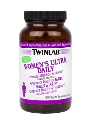 Витаминно минеральный комплекс Twinlab Womens Ultra Multi