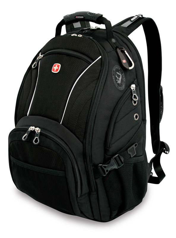 Рюкзак для ноутбука Wenger 3181032000408 черный 32 л
