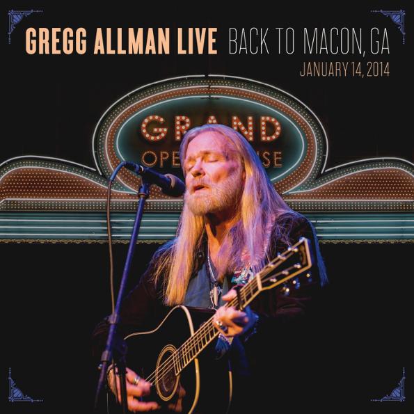 Gregg Allman Back To Macon, GA (2LP) по цене 2 530