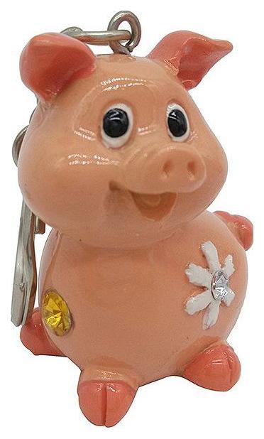 Купить Брелок Snowmen свинья 4, 8см, Аксессуары для ранцев и рюкзаков