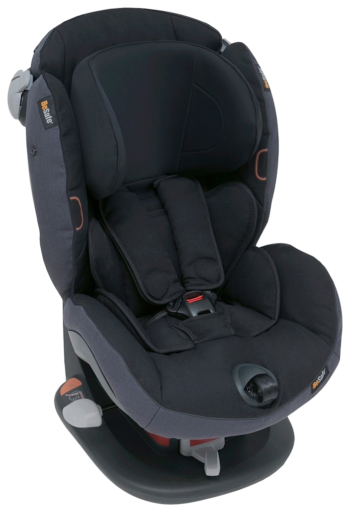 Автокресло 1 BeSafe iZi-Comfort X3 Midnight Black Mèlange 525101