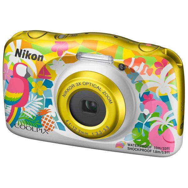 Фотоаппарат цифровой компактный Nikon Coolpix W150 Resort Backpack Kit