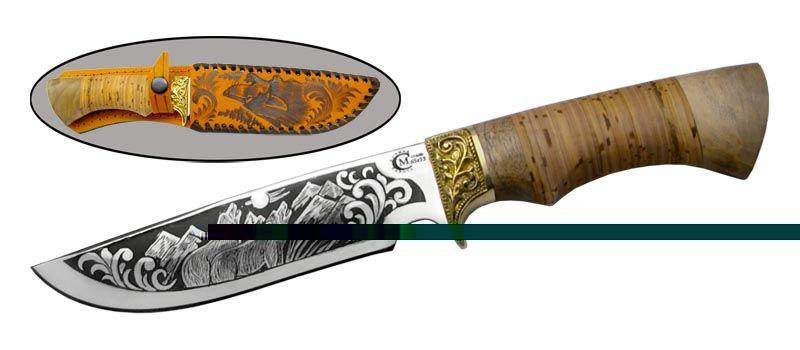 Туристический нож СН 01 от Ворсма