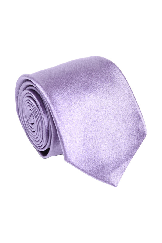 Галстук мужской Ascot 3025 фиолетовый