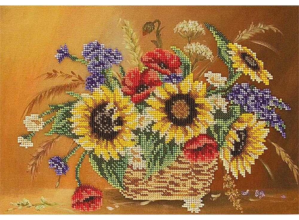 Набор вышивки бисером Кроше (Радуга бисера)