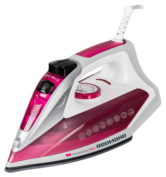 Утюг Redmond RI C266 White/Pink
