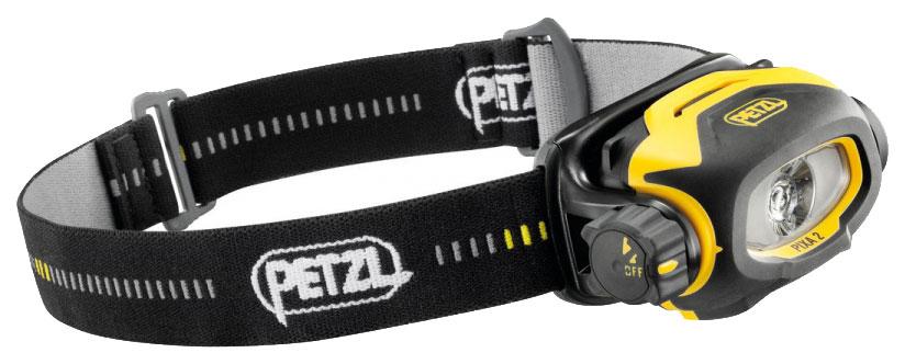 Туристический фонарь Petzl Pixa 2 E78BHB 2 желтый/черный, 2 режима фото