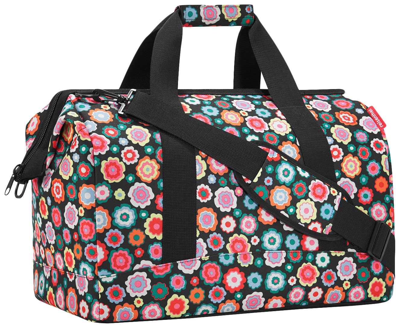 Дорожная сумка Reisenthel Allrounder Happy Flowers 48 x 29 x 39,5 фото
