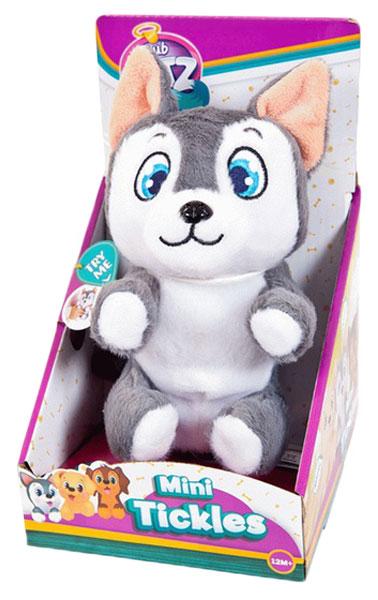 Купить Интерактивное животное IMC toys Щенок интерактивный серый со звуковыми эффектами 96820, Интерактивные мягкие игрушки
