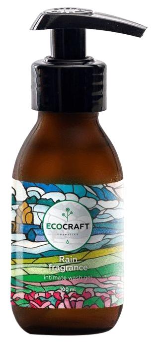 Гель для интимной гигиены EcoCraft «Rain fragrance» Аромат