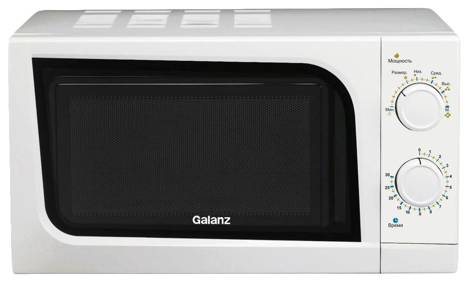Микроволновая печь соло Galanz MOG 2004M white