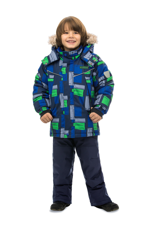 Комплект верхней одежды Premont, цв. голубой