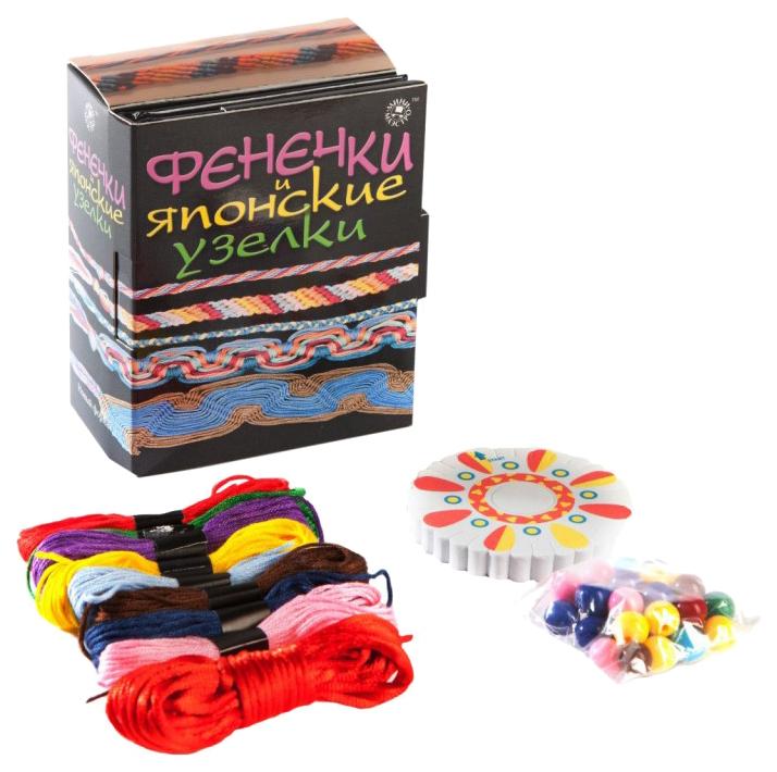 Набор для плетения Маэстро Фенечки и японские