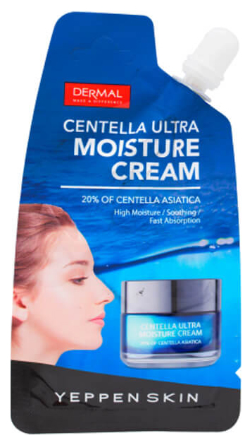 Крем для лица Yeppen Skin Centella ultra moisture