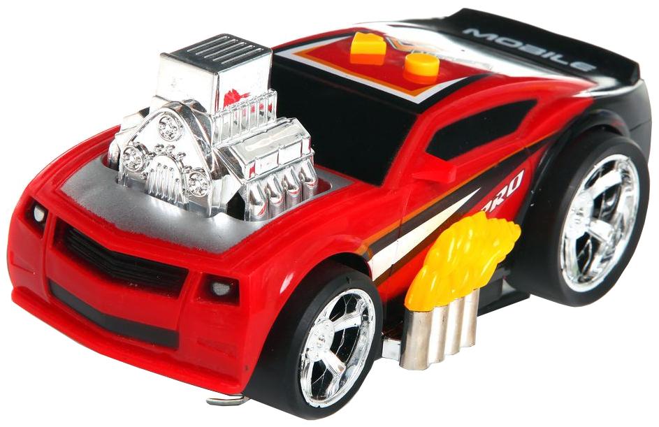 Купить Игрушечная машинка Ledi Toys Hot Rods со световыми и звуковыми эффектами, Игрушечные машинки