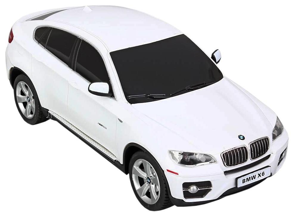 Купить Радиоуправляемая машинка Rastar BMW X6 1:24 свет, Радиоуправляемые машинки