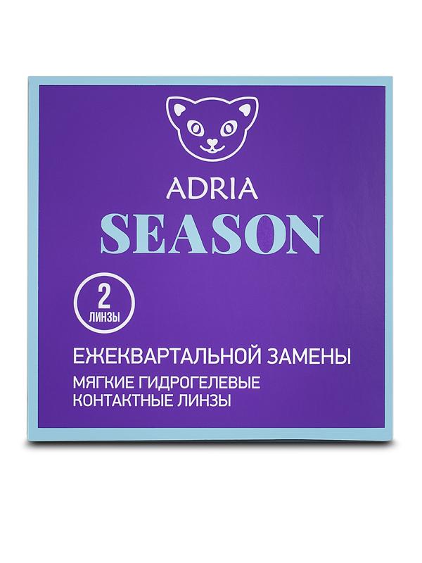 Контактные линзы ADRIA SEASON 2 линзы R 8,6 -3,50 фото