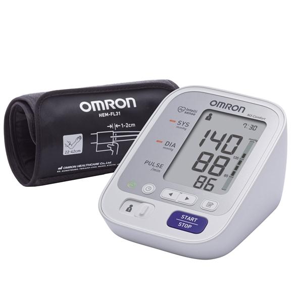 Купить Тонометр Omron M3 Comfort HEM-7134-E автоматический на плечо