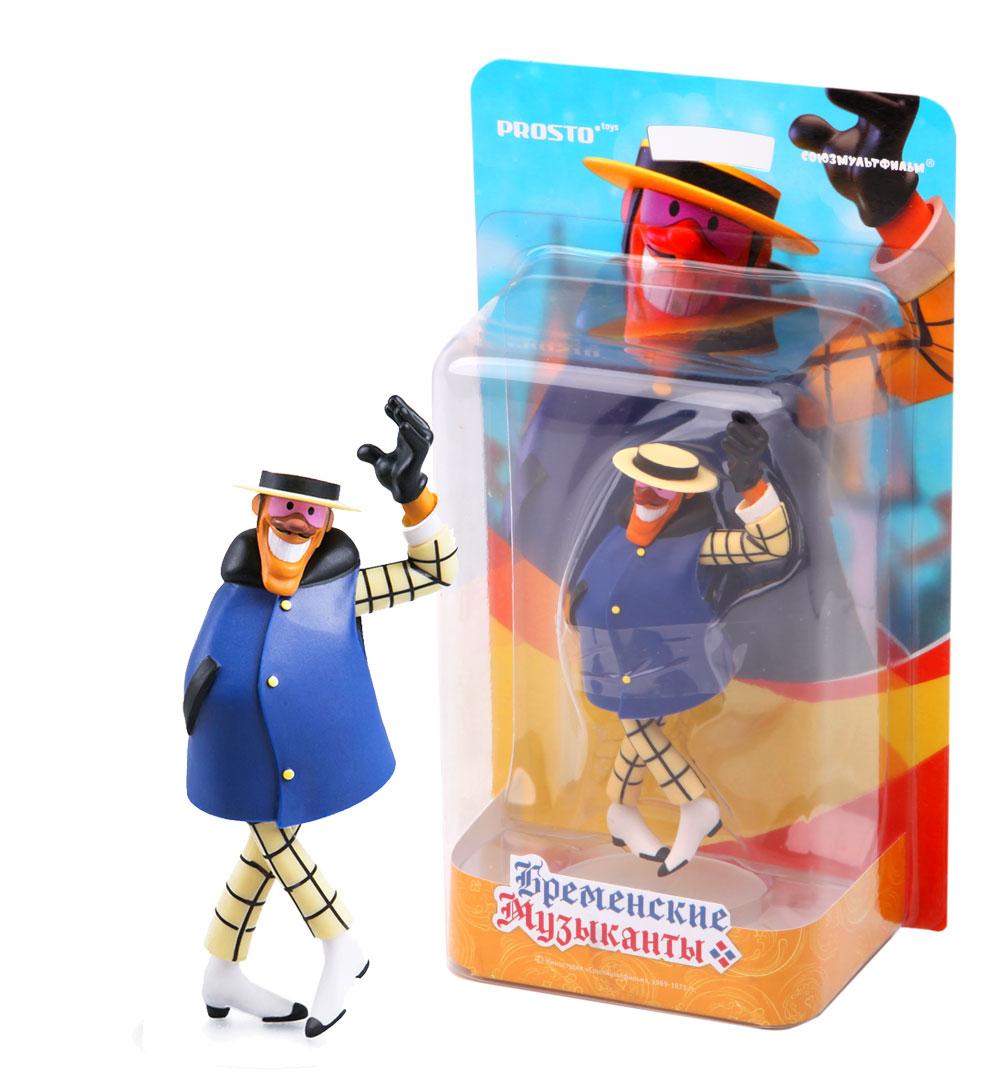 Купить Коллекционная игрушка Prosto Toys Бременские музыканты Сыщик, Игровые наборы