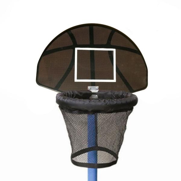 Баскетбольный щит с кольцом для батутов DFC TRAMPOLINE BAS-S