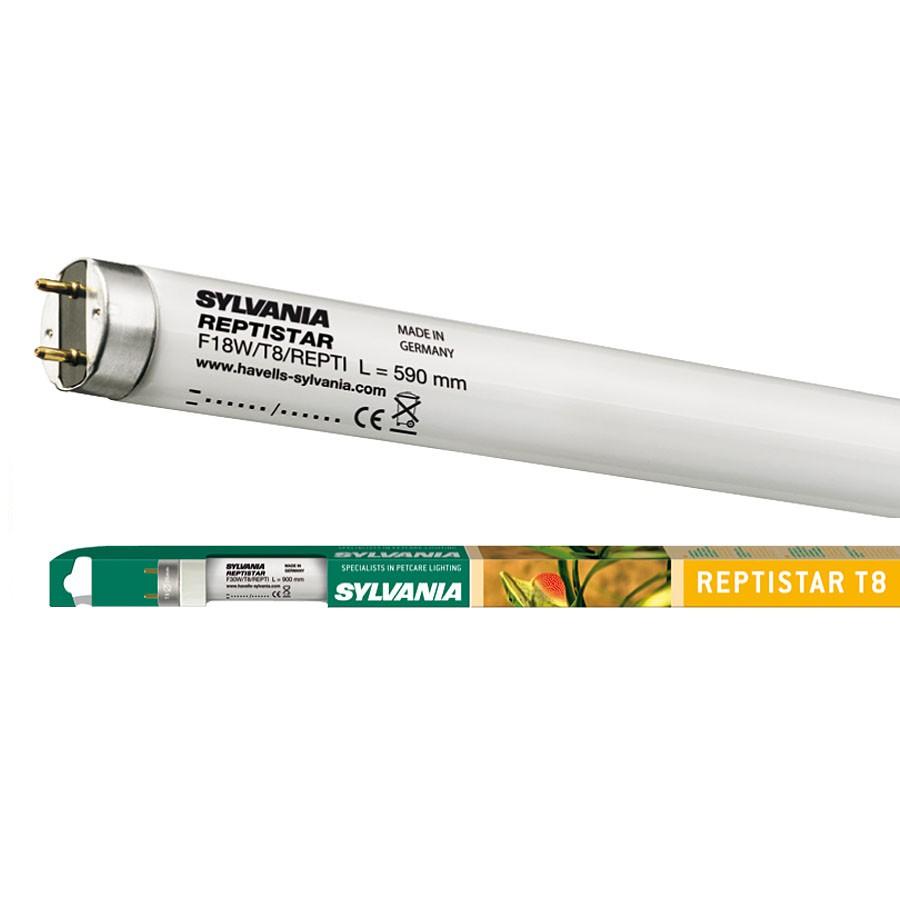 Люминесцентная лампа для террариума Sylvania Reptistar 10.0,